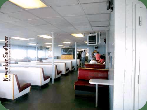 Ferry to Mystic