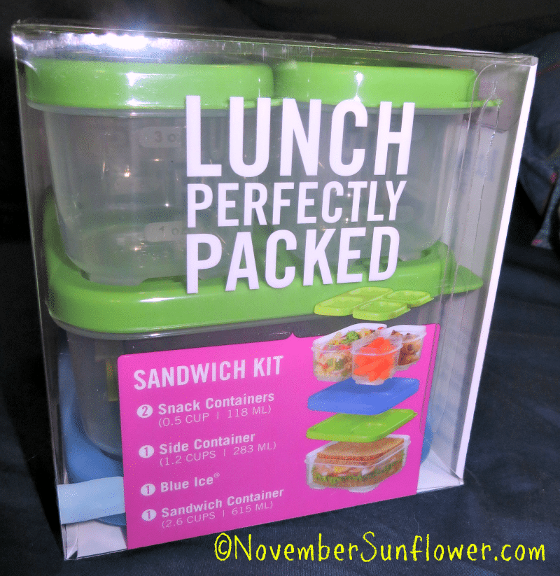 Lunch Perfectly Packed
