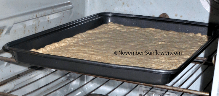 Pillsbury Dough not fitting in the oven