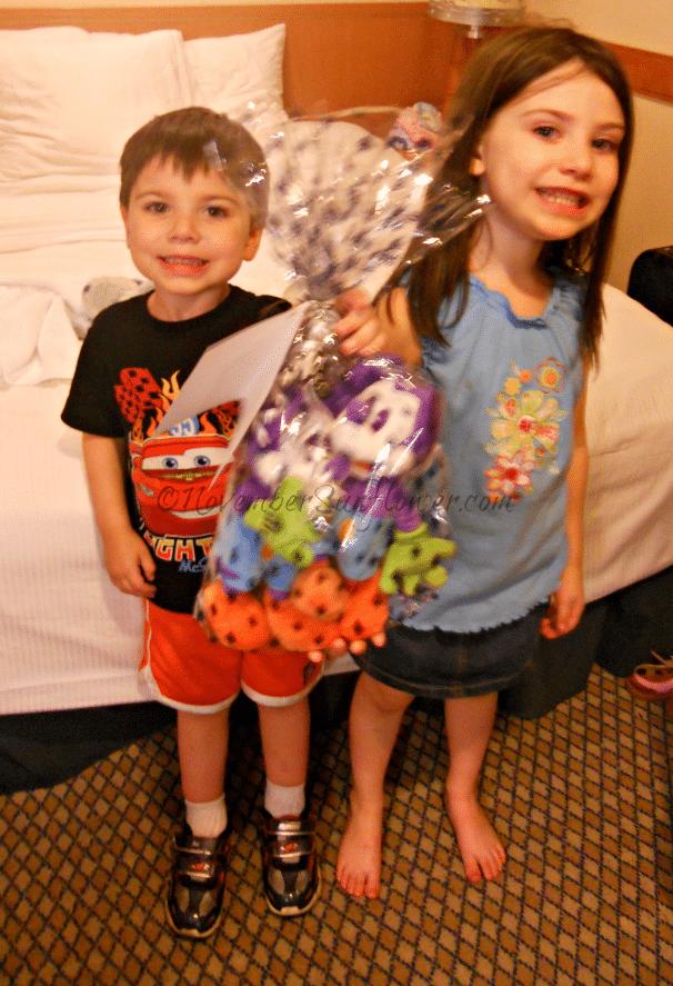Stuffed Mickeys
