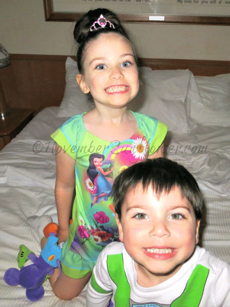 Disney Cruise Kids
