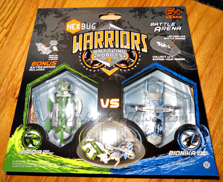 HexBug Warriors