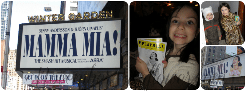 Mamma Mia on Broadway