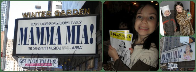 Mamma Mia on Broadway