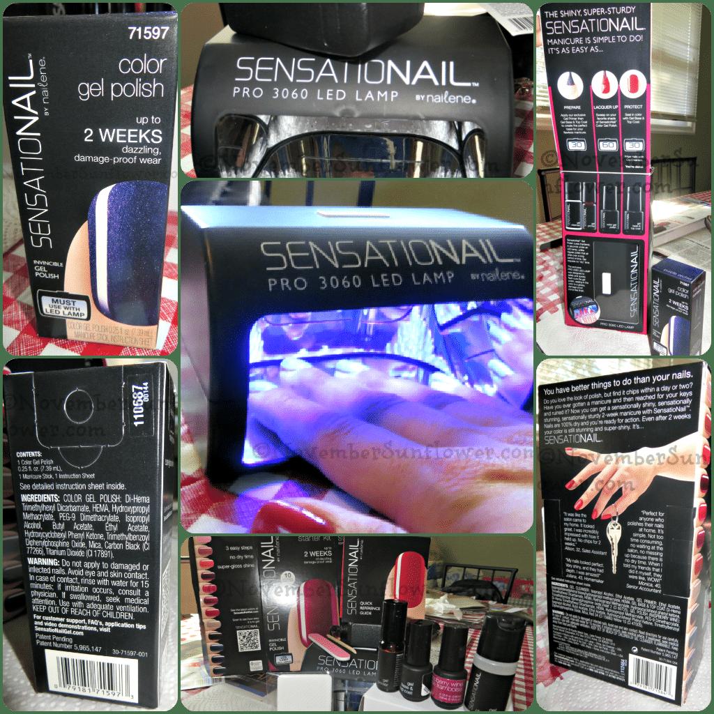 SensatioNail Product Boxes
