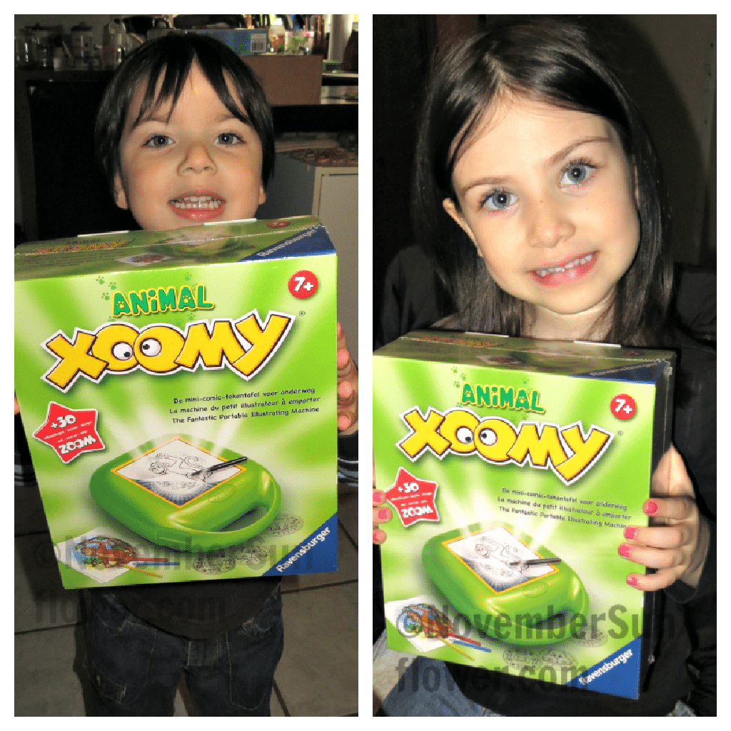 Long Trips aren't as torture filled if you bring the Animal Xoomy® into your life