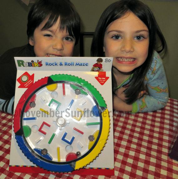 Rubik's Toy
