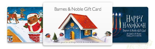 barnes noble gift card