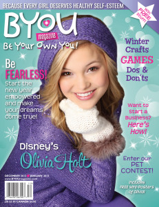 BYOU December Issue Cover