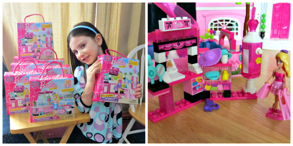 MageBloks Barbie Accessories