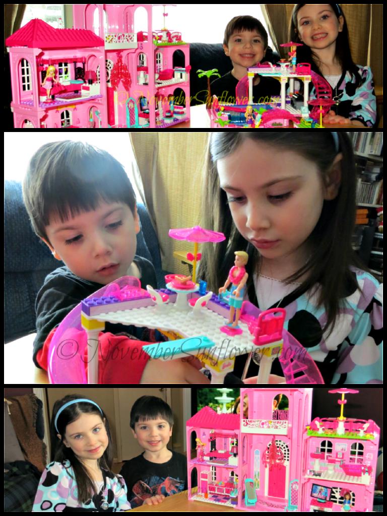 Mega Bloks Barbie Toys