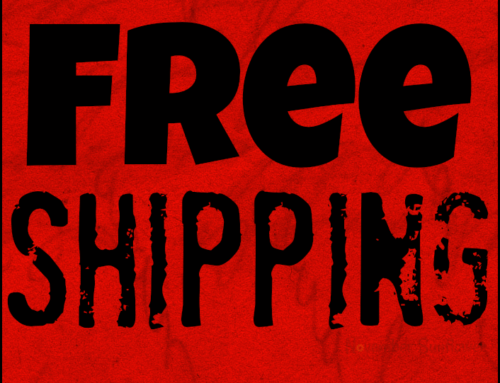 Just want free shipping