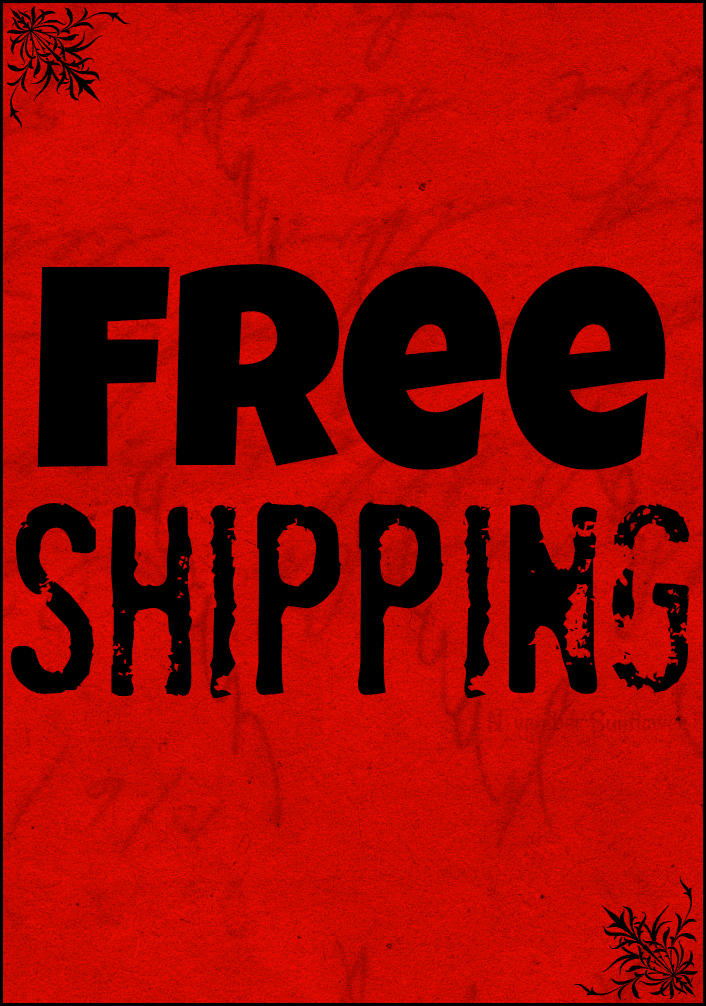 free shipping tutorial #freeshipping
