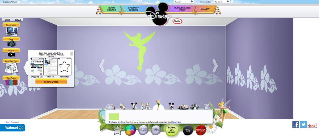 DisneyPaint.com Tinker Bell
