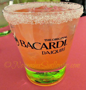 Getting Gorgeous Bacardi
