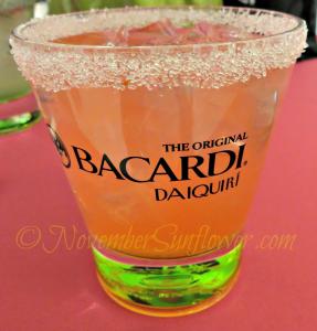 Getting Gorgeous Bacardi