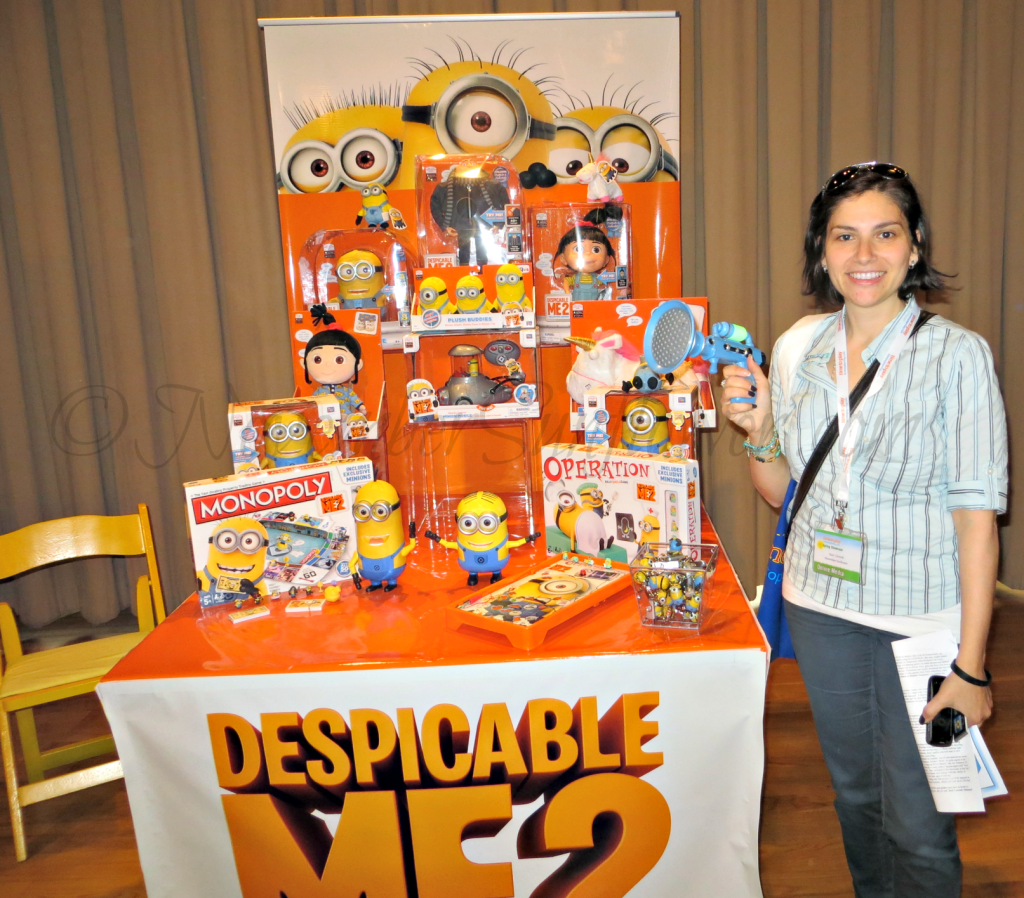 Despicable Me 2 Toys