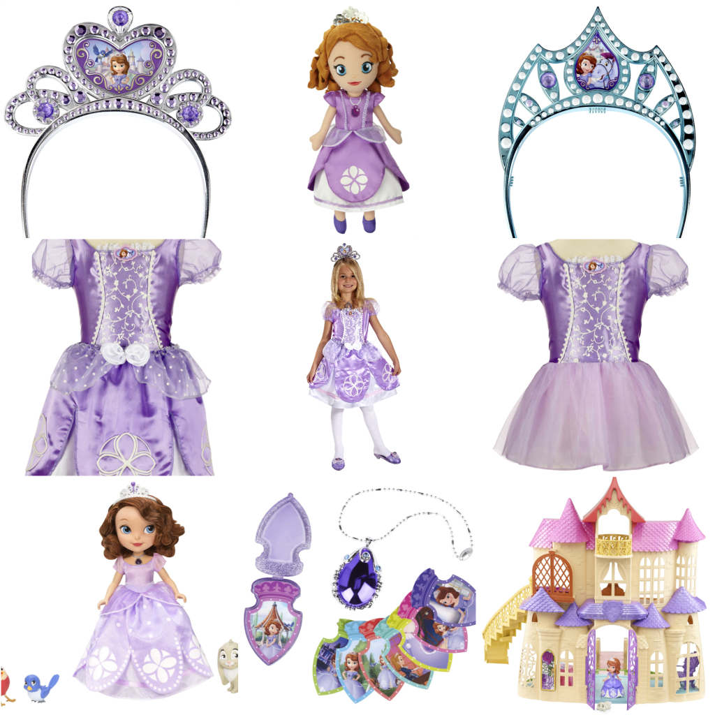 Princess Sofia Toys