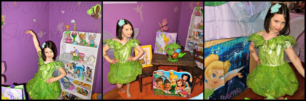 Disney Paint Mom Tinker Bell