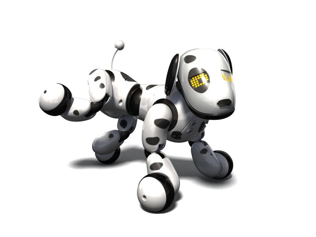 Zoomer Robotic Dog