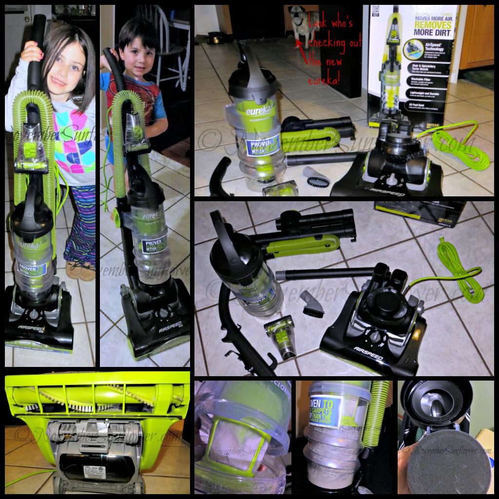 Eureka AirSpeed One Turbo Vacuum Cleaner