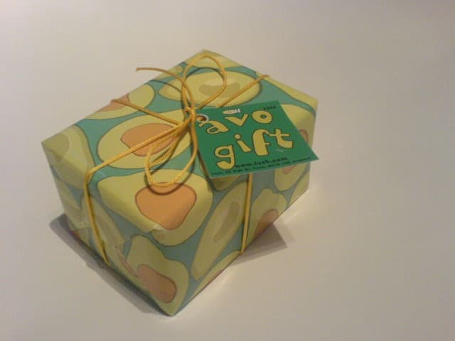 Wrap your gifts with a more eco friendly mind set.
