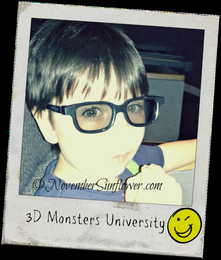 Monsters University in 3D