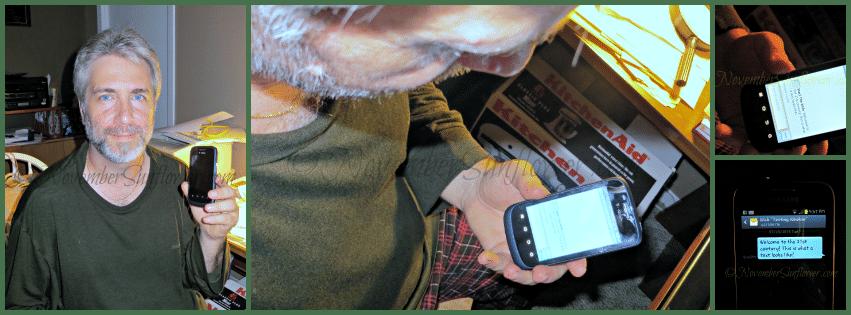 Walmart Family Mobile Texting
