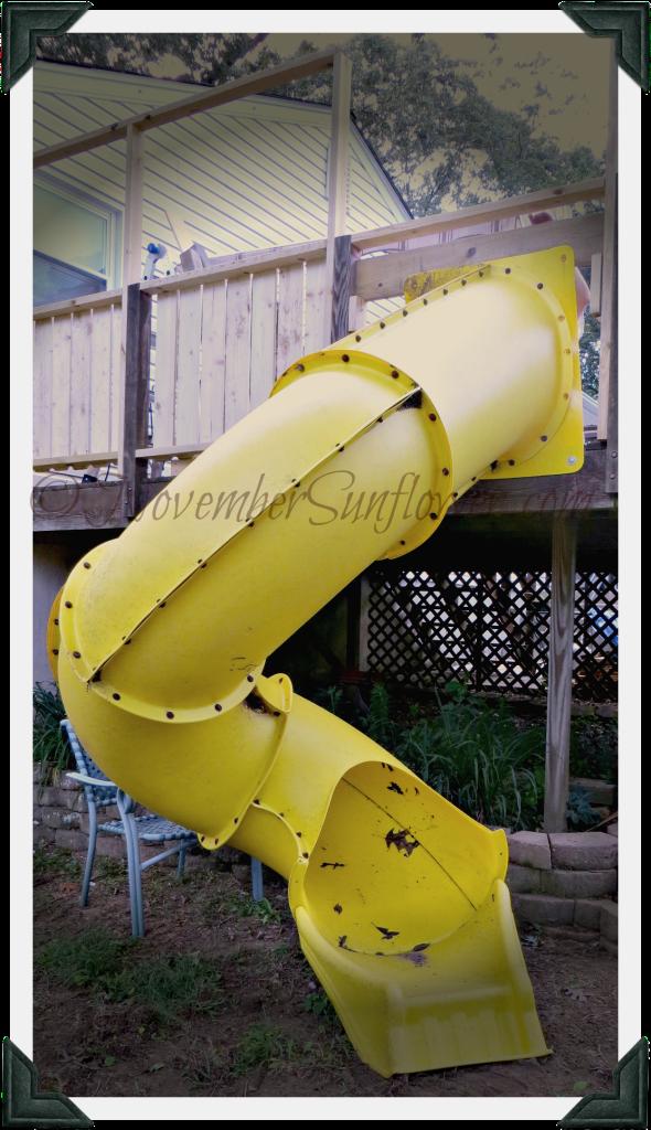 #Slides in Summer