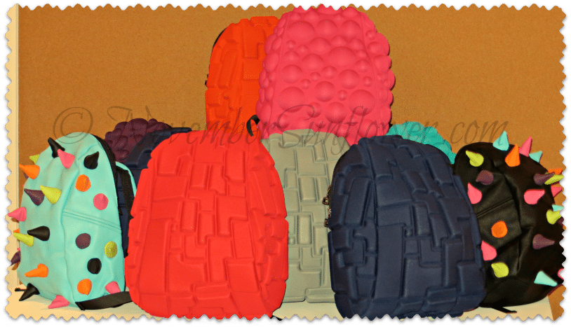 #MadPax Backpacks