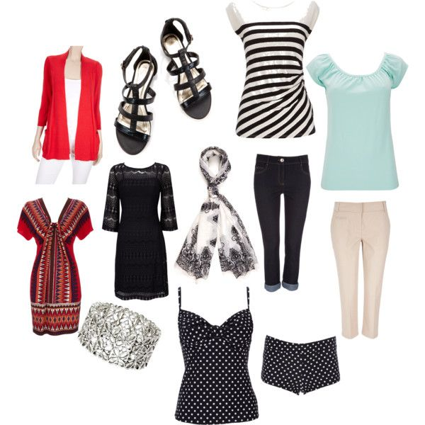 Wallis Fashion Packing List
