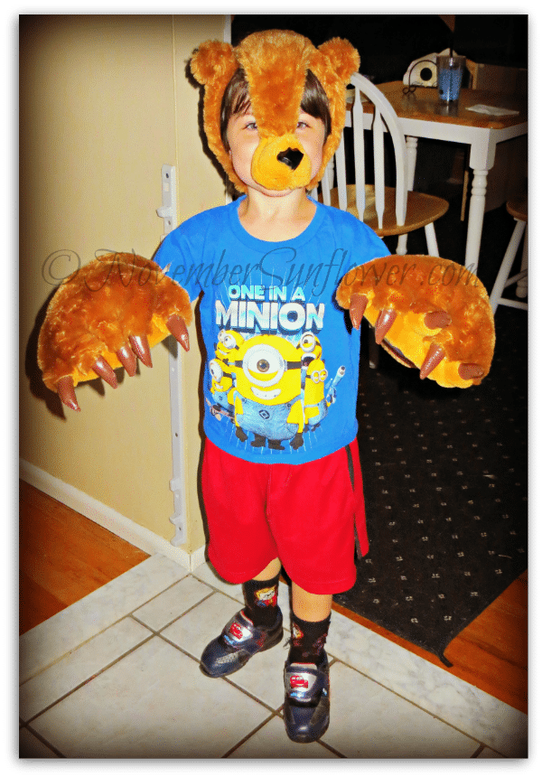 #31daysofphotos - Little Bear
