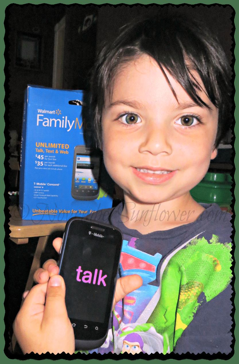#FamilyMobile #Walmart