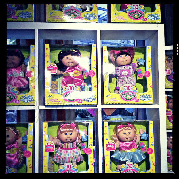 CPK30 updated Cabbage Patch dolls 30 years later