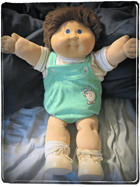 Old school Cabbage Patch from 30 years ago