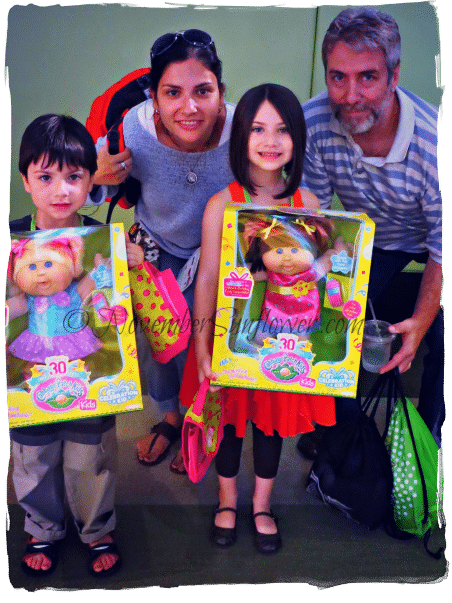 Picking out the perfect Cabbage Patch Dolls for the kids