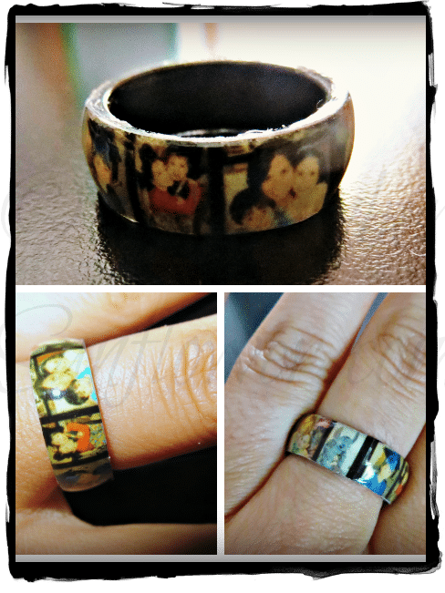 #lovingmemories #creationsource #customring