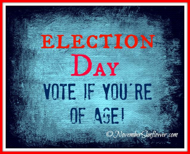 #electionday #vote