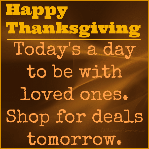 #thanksgiving #dealshopping