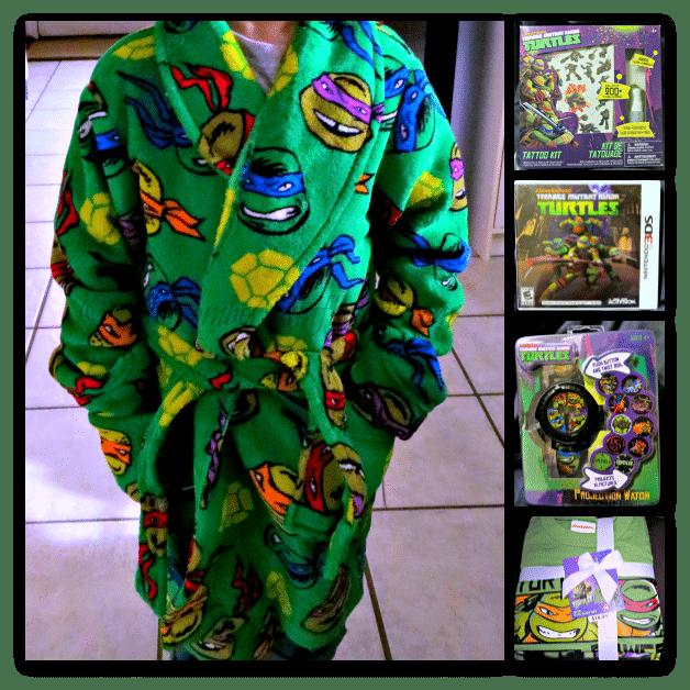 Teenage Mutant Ninja Turtles #TMNT #sponsored #nickelodeon #holidaygifts