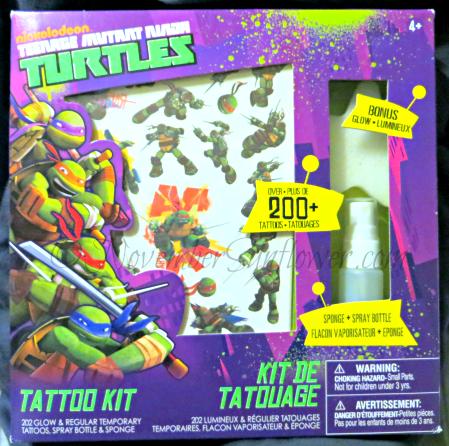 Teenage Mutant Ninja Turtles #tmnt #nickelodeon #holidaystockingstuffer #sponsored