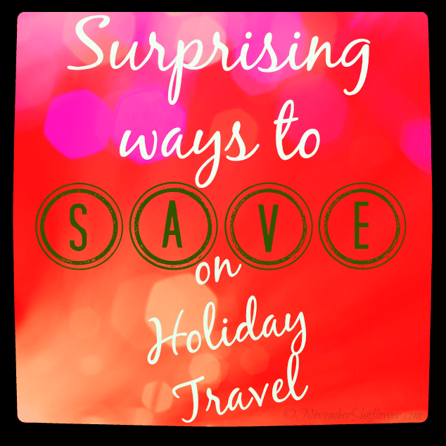 #holidaytravel #travelsavings