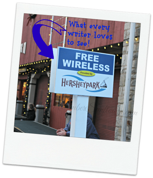 Free WiFi at Hersheypark