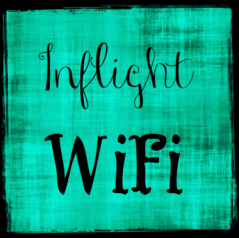 #inflightwifi #flyingthefriendlyskies #airplanewifi
