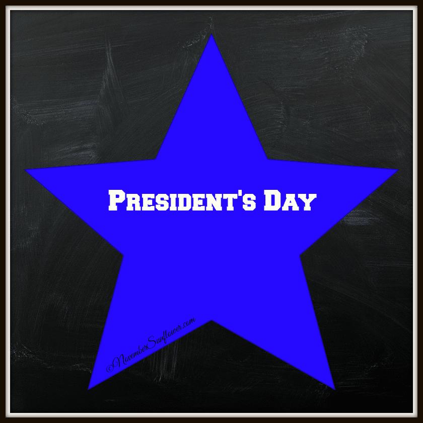 #presidentsday