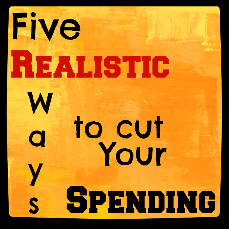 #top5tips #cutspending