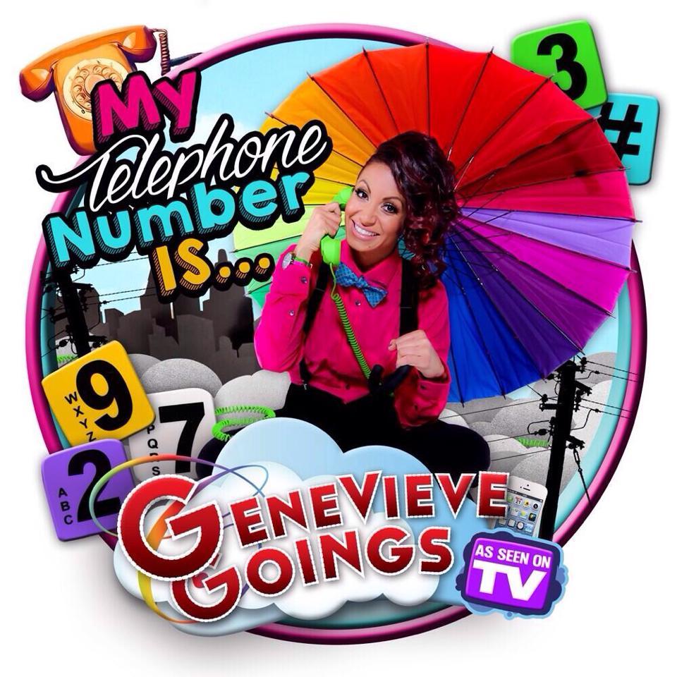 Genevieve Goings #sponsored