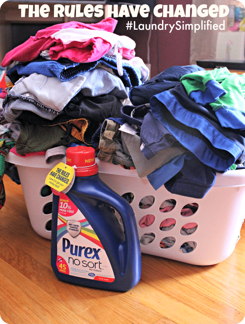 stop sorting laundry #laundrysimplified #cbias