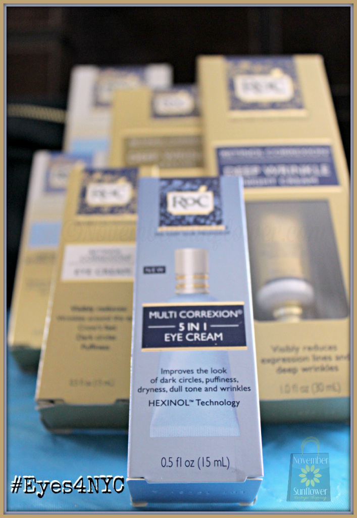 retinol #ad #eyes4NYC #cbias