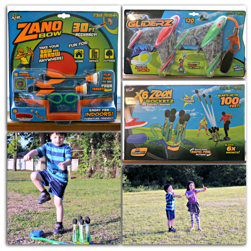 get kids off the couch #zingtoys #sponsored #summer